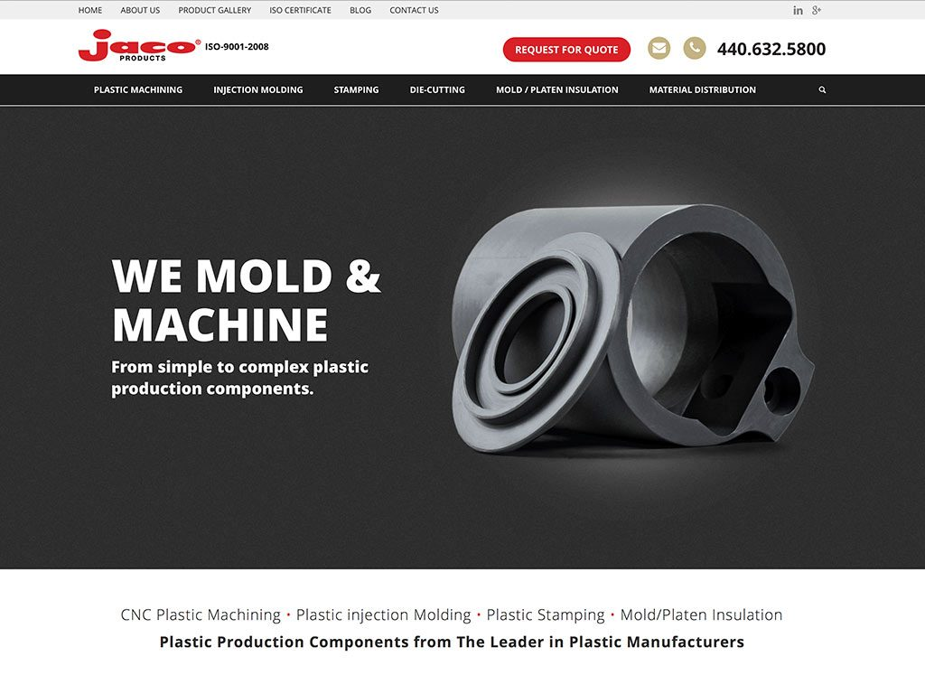 manufacturing-website-design