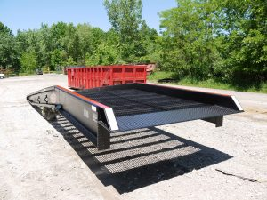 steel yard ramps offered by Copperloy