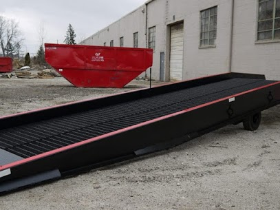 Cargo Ramps | Portable Loading Dock Equipment