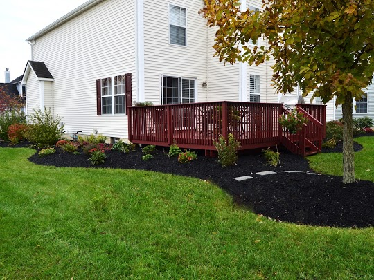 Landscaping and Lawn Care provided by AllScapes Ohio in Stow, Ohio