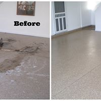 concrete repair and restoration