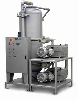 Industrial Vacuum Pumps offered by Becker Pumps