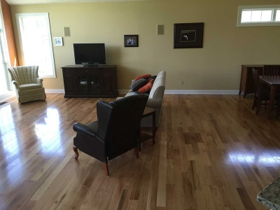 Flooring installed by one of Northeast Ohio's top flooring Companies