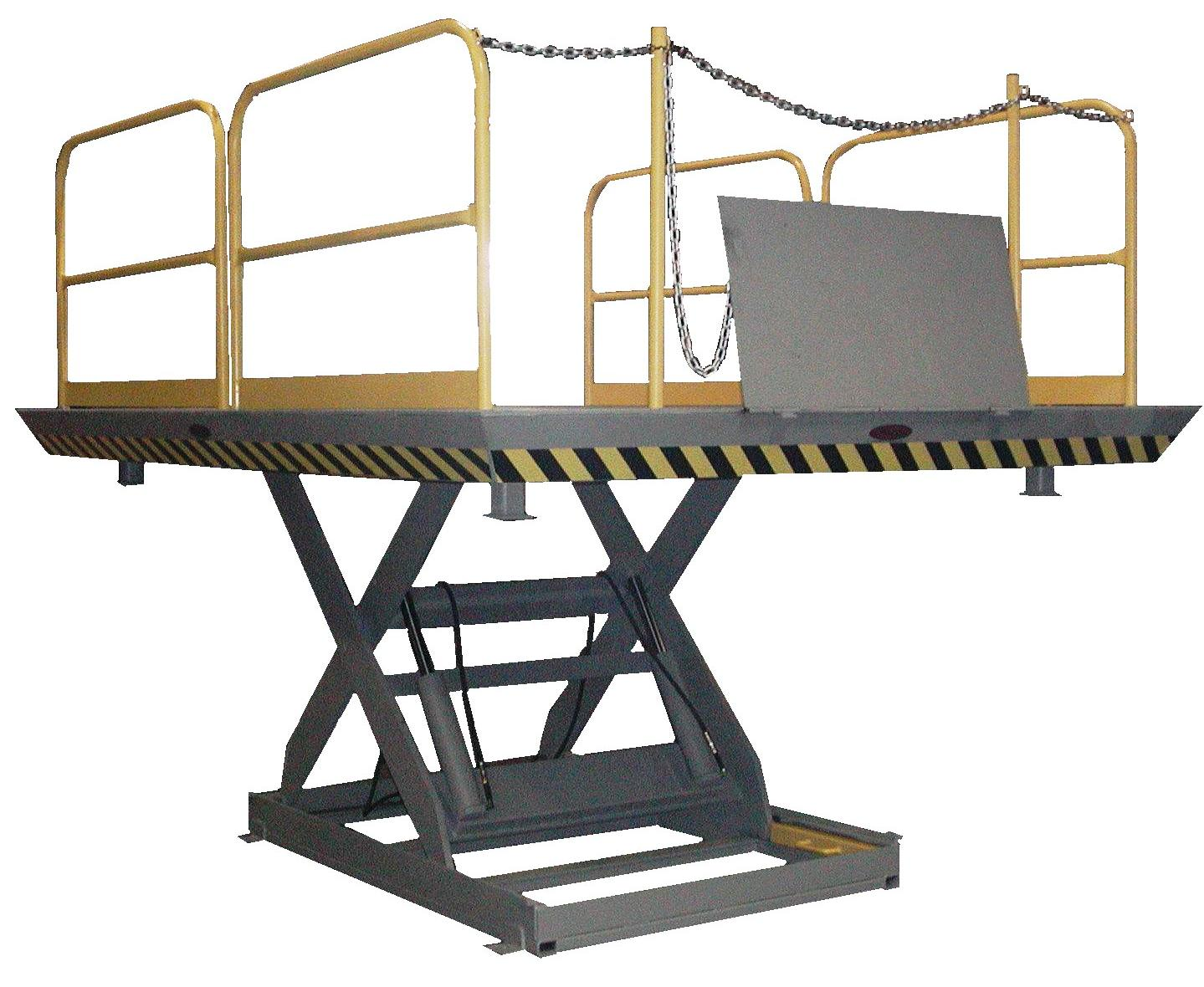 Copperloy's Hydraulic Ramp