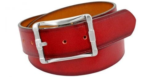 Best Men's Leather Belts offered by Status Leather Goods