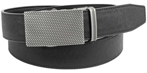 Adjustable Leather Belts for Men from Status Leather Goods