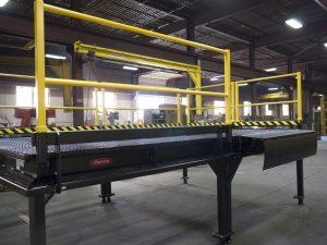 Copperloy's portable loading docks