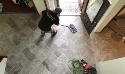 Floor Installers of Floorscapes, Inc.