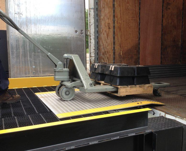 Forklift Dock Plates