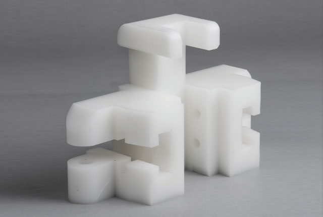 components designed from Jaco Products a leading Plastic CNC Machining company.