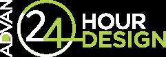 ADVAN 24-Hour Graphic Design | Fast Overnight Design Logo