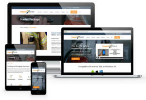 Examples of ADVAN's website designs | Affordable graphic design services